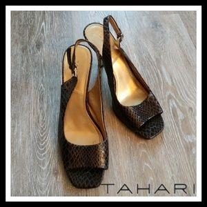 🆕 Tahari 'Robin' Singback Heels